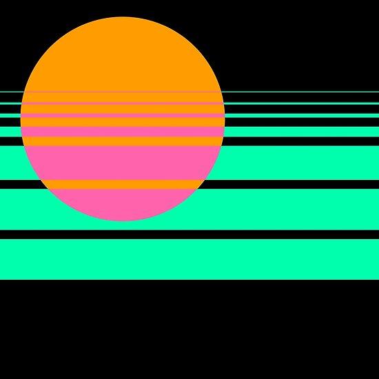 The Horizon by Jonathan Underwood