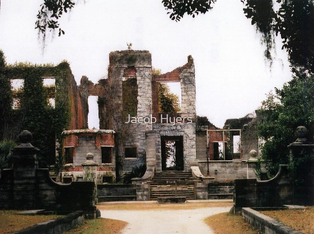 Island Palace by Jacob Hyers