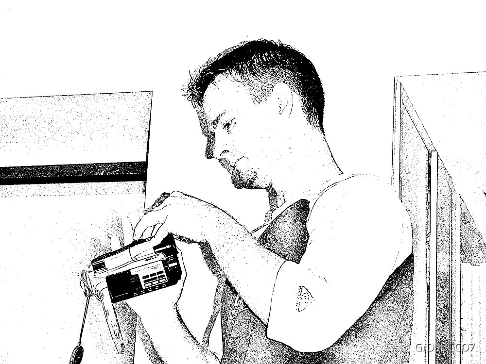 Etch a sketch by GrDaBCC07