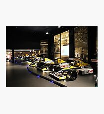 Williams F1 1980s & 1990s Photographic Print