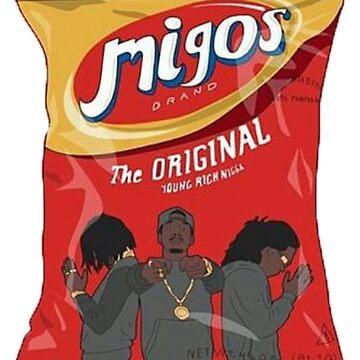 Migos Fritos by MoneyMcFly