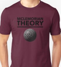Mclemorian Theory- Worldly Maze T-Shirt