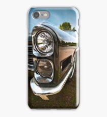 1966 Cadillac Headlight - 2 iPhone Case/Skin