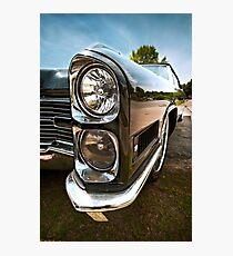 1966 Cadillac Headlight - 2 Photographic Print
