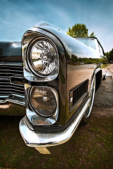 1966 Cadillac Headlight - 2 by mal-photography