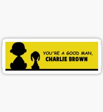 Charlie Brown Sticker