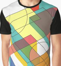 Midcentury Modern Abstraction Graphic T-Shirt