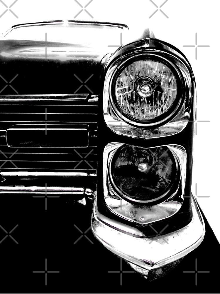 1966 Cadillac Scheinwerfer von mal-photography
