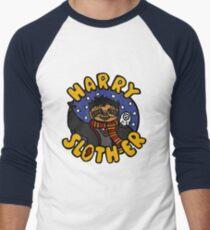 Harry Sloth-er Men's Baseball ¾ T-Shirt
