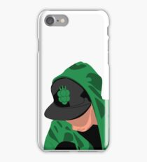 RASPBERRY CAP AND HOODIE iPhone Case/Skin