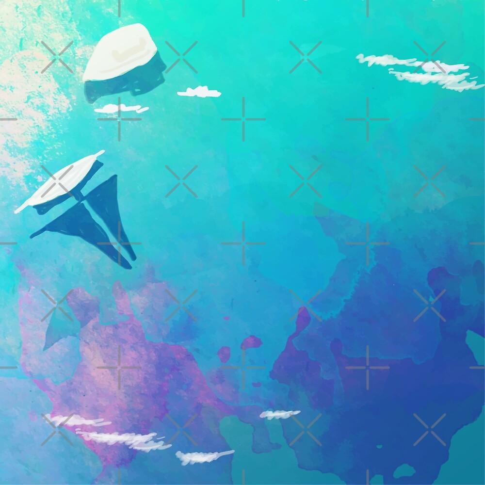 Abstract Seas by Makanahele