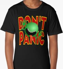 DON'T PANIC Long T-Shirt