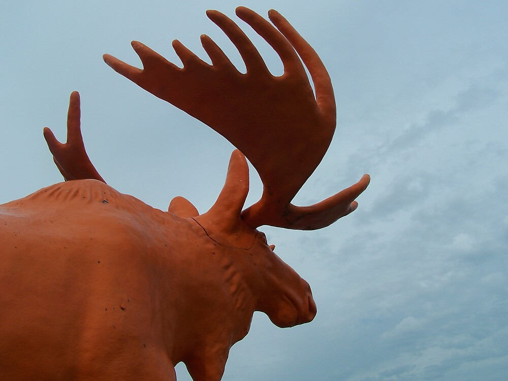 Giant Moose by AGoodman