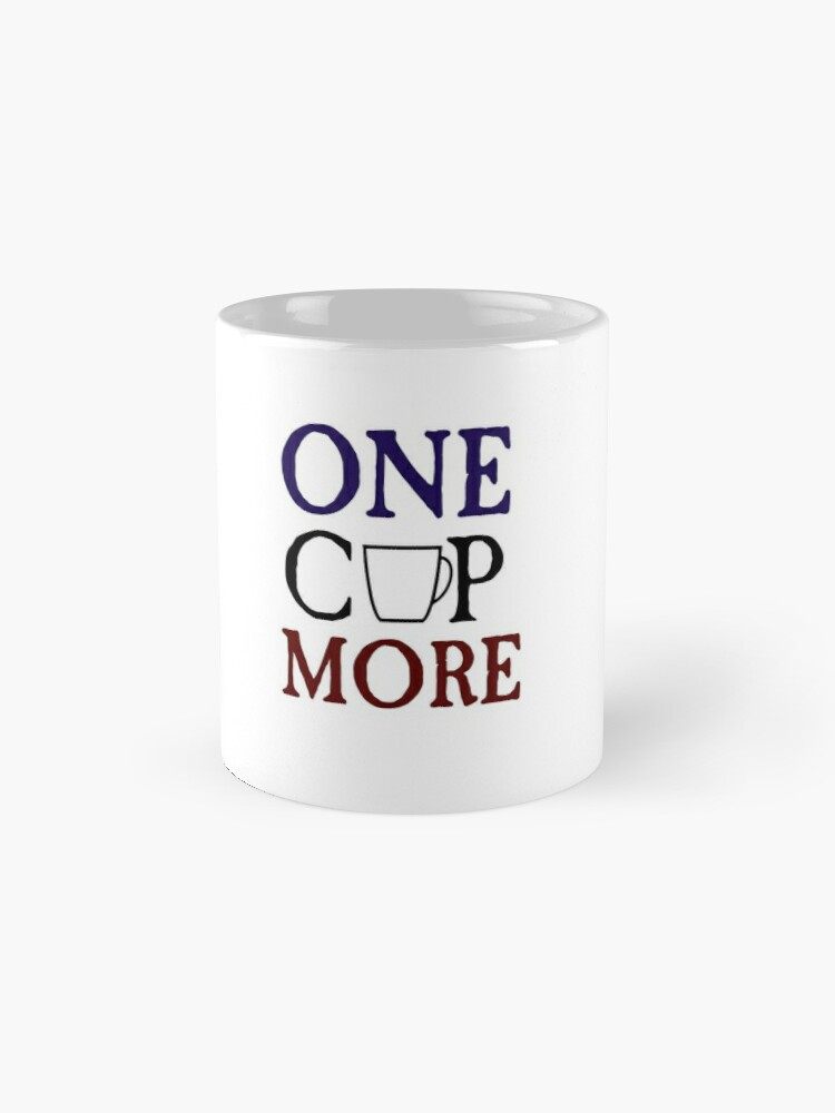 Vista alternativa de Tazas One Cup More