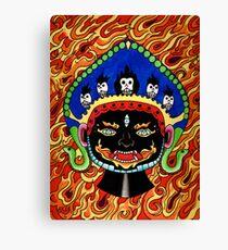 Tibet Canvas Print