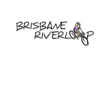 Brisbane Riverloop - Female Rider by jase72