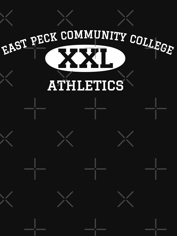 East Peck Community College (White) by RoufXis