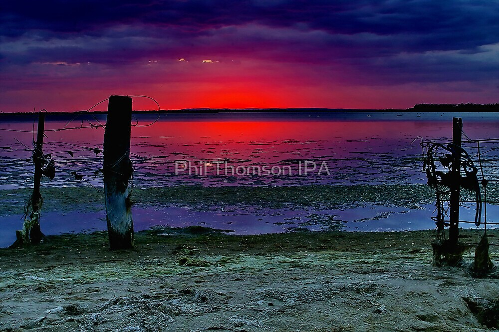 """Connewarre Sunset"" by Phil Thomson IPA"