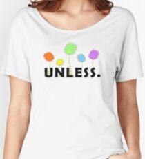 UNLESS Women's Relaxed Fit T-Shirt