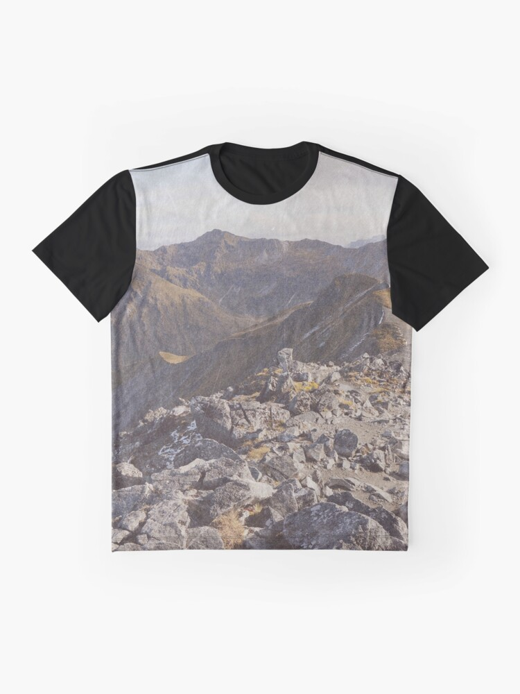 Vista alternativa de Camiseta gráfica NUEVA ZELANDA