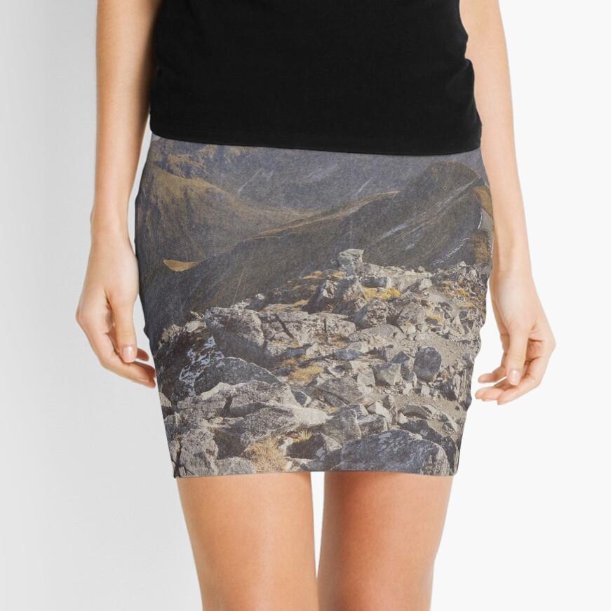 NUEVA ZELANDA Minifalda