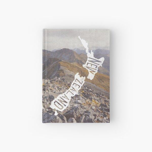 NEW ZEALAND Hardcover Journal