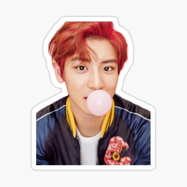 """""""Chewing Gum"""", Chanyeol Sticker Sticker"""