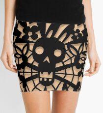 Curse of the bunny Mini Skirt