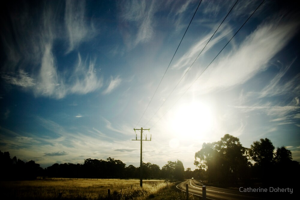 Backroad. by Catherine Doherty
