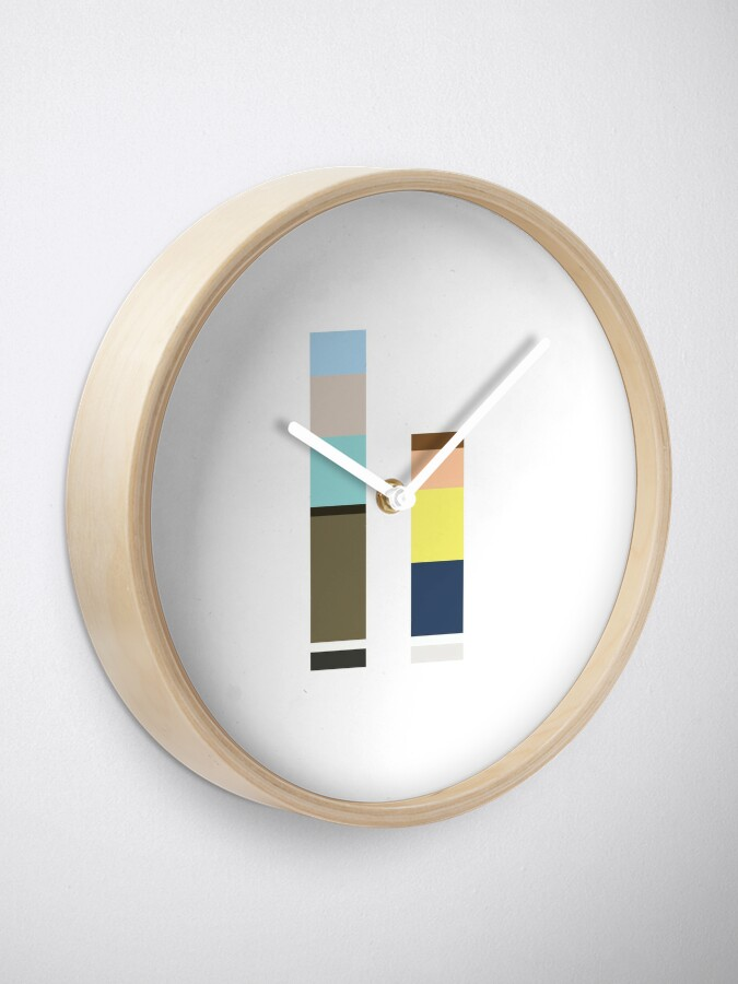 Alternate view of Rick and Morty Clock