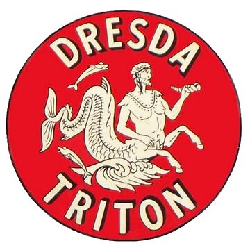 DRESDA TRITON MOTORCYCLES by cseely