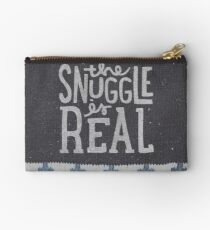 the SNUGGLE is REAL Studio Pouch