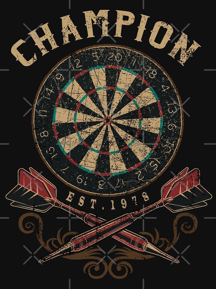Dartsport Champion by rahmenlos
