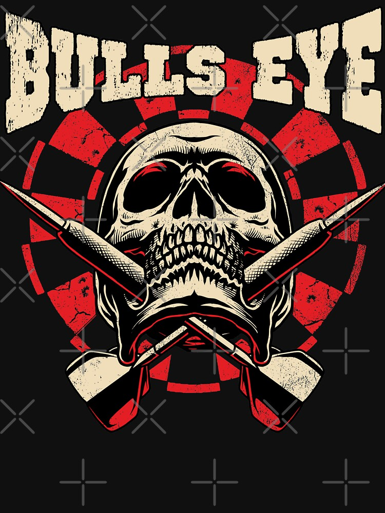 For Hardcore Dart-Player: Bulls Eye by rahmenlos