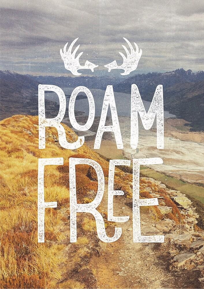 Roam Free - NZ by cabinsupplyco