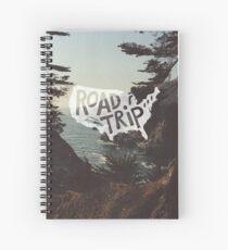 Road Trip USA Spiral Notebook