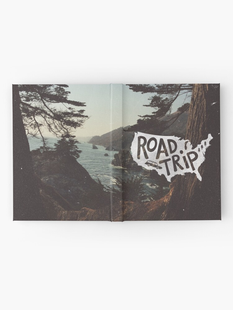 Alternate view of Road Trip USA Hardcover Journal