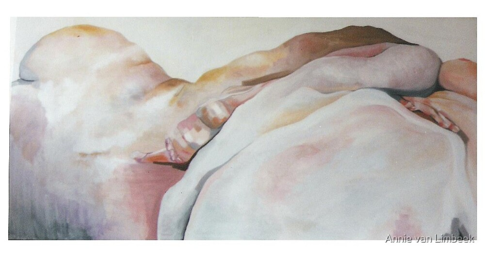 Self: Embrace, 2006 by Annie van Limbeek