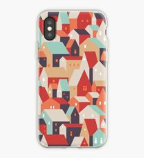Little town. iPhone Case
