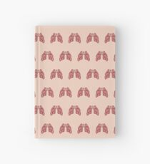 Me Love You Lung Time, Human Body Hardcover Journal