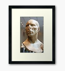 Voldemort at The Met? Framed Print