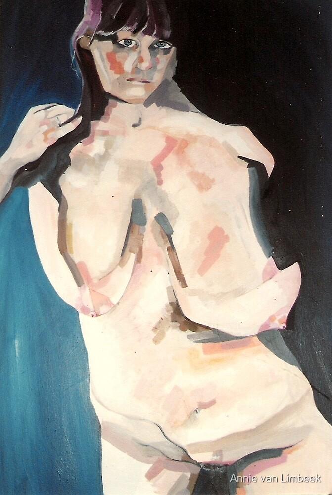 Self: Choice, 2007 by Annie van Limbeek