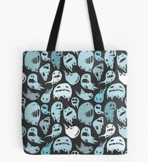 Ghosts party Tote Bag