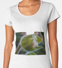 Flower macro Women's Premium T-Shirt