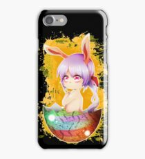 Easter Bunny Girl iPhone Case/Skin