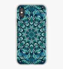 Winter mandala. January iPhone Case