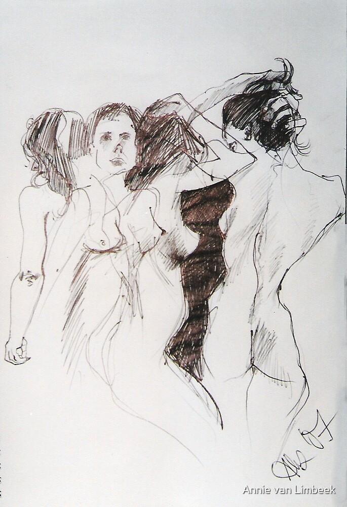 Quick Studies, 2007 by Annie van Limbeek