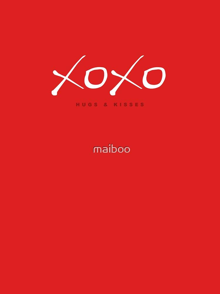 XOXO by maiboo