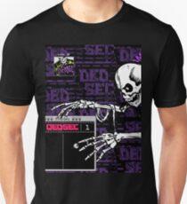 DedsecPurpleWall Unisex T-Shirt