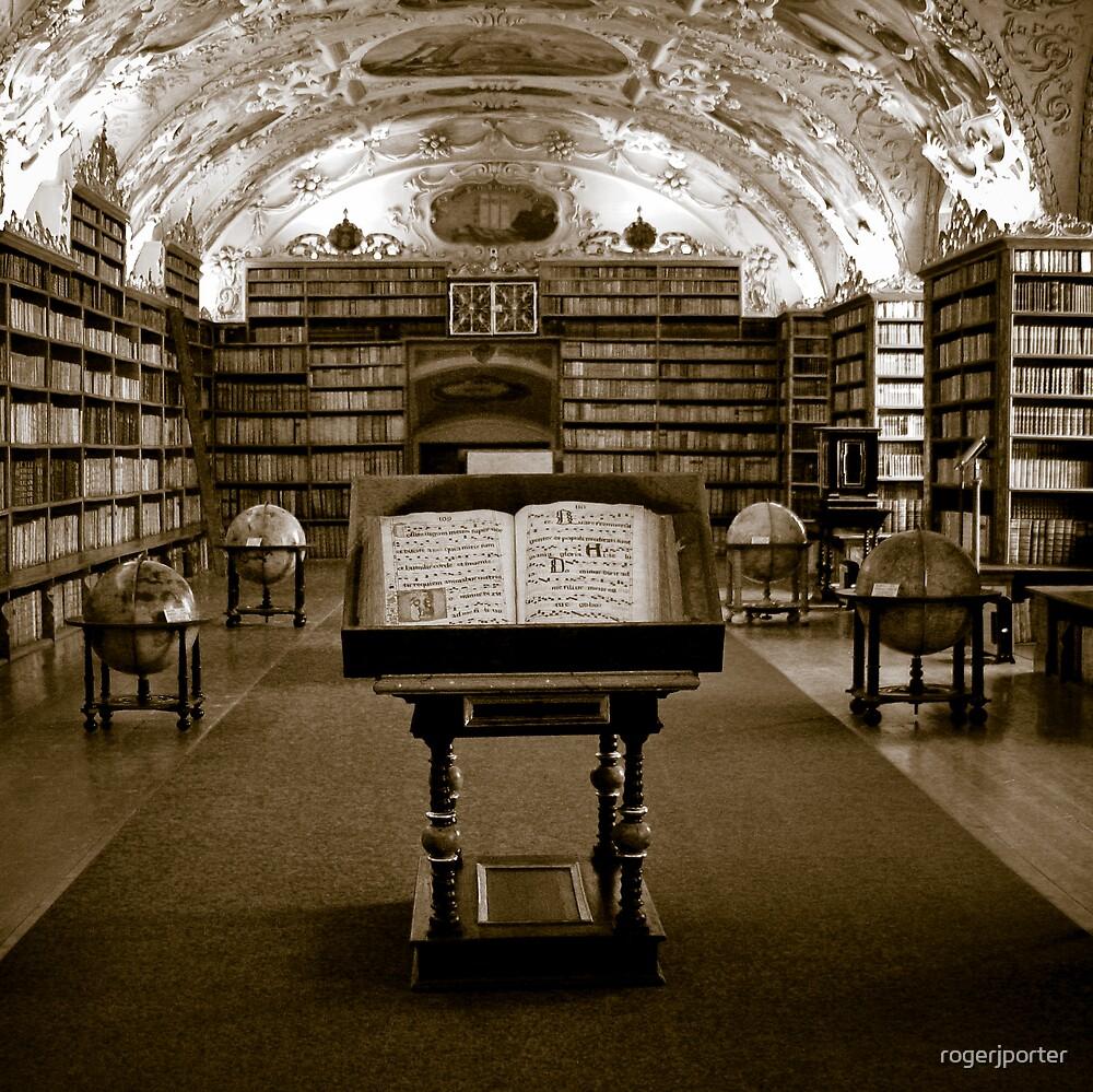 Strahov Monastery, Prague by rogerjporter
